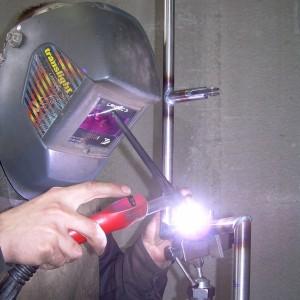 Přesné svařování ušlechtilých materiálů, odborná svářečská práce