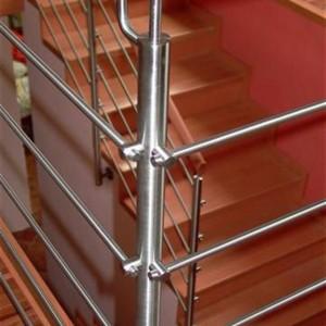 Detail kovového zábradlí na zakázku od Konsorcium - KOVO